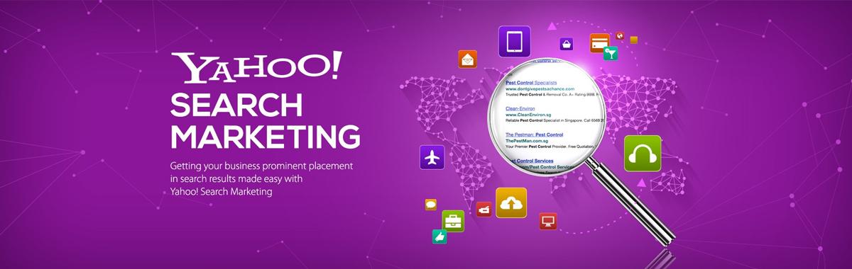 Yahoo Search Marketing in Dubai, UAE | Yahoo Advertising Company
