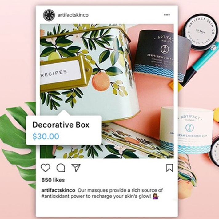 Instagram Shopping Ads