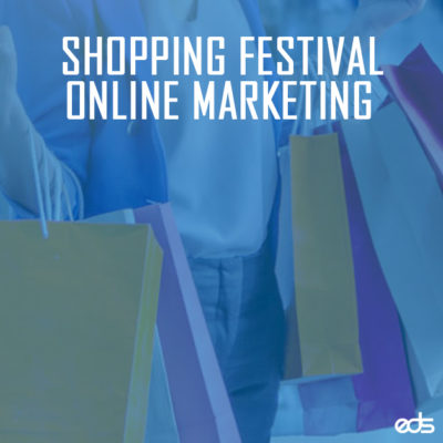 Shopping Festival Online Marketing
