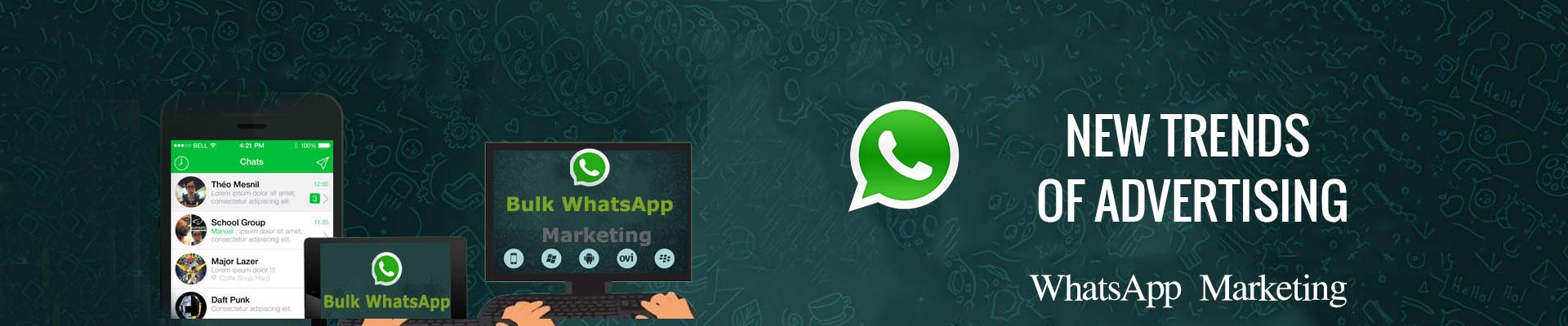 WhatsApp MarketingCompany in Dubai