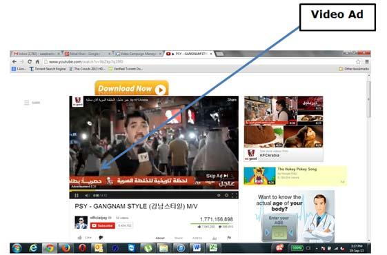 YouTube Advertising Company in Dubai